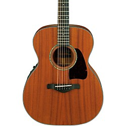 Ibanez Artwood Series AC240EOP Grand Concert Acoustic-Electric Guitar (AC240EOPN)