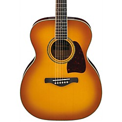 Ibanez Artwood Series AC300 Grand Concert Acoustic Guitar (AC300LVS)