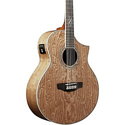 Ibanez EW2012ASENT 12-String Exotic Wood Acoustic-Electric Guitar (EW2012ASENT)