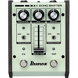 Ibanez Echo Shifter Analog Delay with Modulation Guitar Effects Pedal (USED004000 ES2)