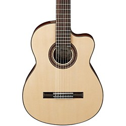 Ibanez G207CWCNT Solid Top Classical Acoustic 7-String Guitar (G207CWCNT)