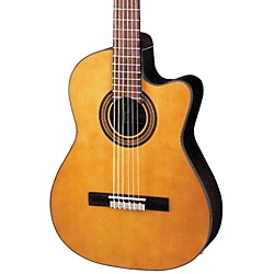 Ibanez GA Series GA6CE Classical Cutaway Acoustic-Electric Guitar (GA6CE)