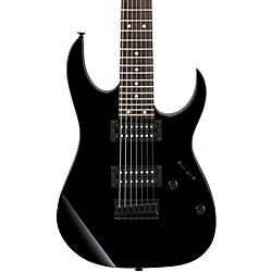 Ibanez GRG7221 7-string Electric Guitar (GRG7221BKN)