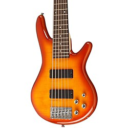 Ibanez GSR6EX 6-String Electric Bass Guitar (GSR6EXAMB)