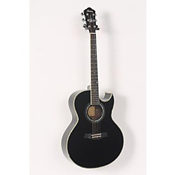 Ibanez JSA10 Satriani Signature All-Solid Acoustic-Electric Guitar (USED005007 JSA10BK)