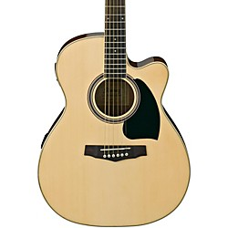 Ibanez PC15ECENT Performance Grand Concert Acoustic-Electric Guitar (PC15ECENT)