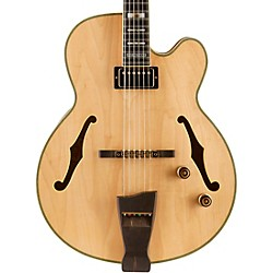 Ibanez PM Pat Metheny Signature HollowbodyElectric Guitar Natural (PM200NT)