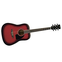 Ibanez Performance Series PF15 Dreadnought Acoustic Guitar (USED004000 PF15TRS)