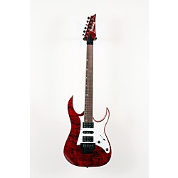 Ibanez Premium RG950QM Electric Guitar (USED005004 RG950QMRDT)