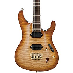 Ibanez Prestige S Series 6-String Quilted Maple top Electric Guitar (S5521QWPB)