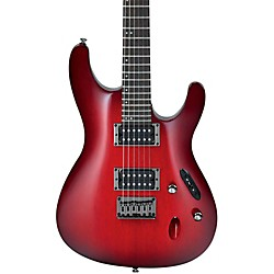 Ibanez S521 S Series Electric Guitar (S521BBS)