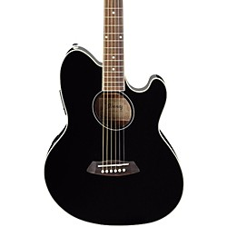 Ibanez Talman TCY10 Acoustic-Electric Guitar (TCY10EBK)
