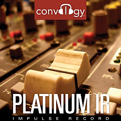 Impulse Record Convology Platinum Library 1000+ Impulse Response Files! Software Download (1044-1)