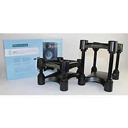 IsoAcoustics ISO-L8R200 Large Studio Monitor Stands - Pair (ISO-L8R200)