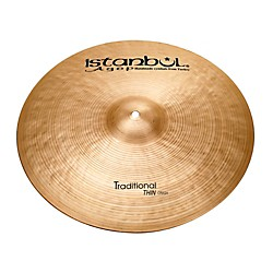 Istanbul Agop Traditional Thin Crash Cymbal (THC20)