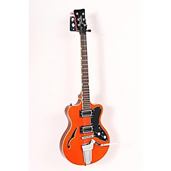Italia Maranello '61 Semi-Hollow Electric Guitar (USED005001 mar61-to)