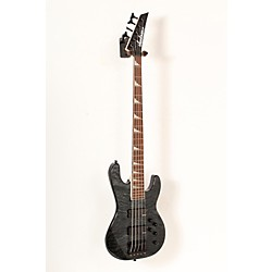 JACKSON JS3V Concert 5-String Bass with Quilted Maple Top (USED005005 2919020585)