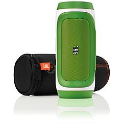 JBL Charge Portable MM Speaker with USB device charging (JBLCHARGEGRNAM)