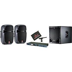 JBL EON 510/518 & DBX Driverack Bundle (KIT - 583462)