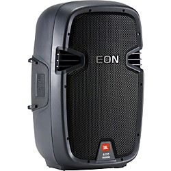 "JBL EON510 10"" 280 Watt Powered PA Speaker (EON510R)"