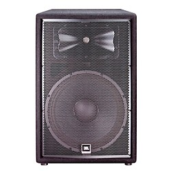 JBL JRX215 15 two-way passive loudspeaker system with 1000W peak power handling (JRX215)