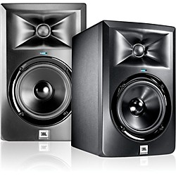 "JBL LSR305 5"" Powered Studio Monitor Buy One Get One Half Off (LSR305BOGOHO)"