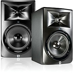 "JBL LSR308 8"" Powered Studio Monitor: Buy One, Get One Half-Off (LSR308BOGOHO)"
