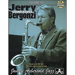 Jamey Aebersold (Vol. 102) Jerry Bergonzi (V102DS)