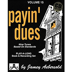 Jamey Aebersold (Vol. 15) Payin' Dues (V15DS)