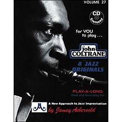 Jamey Aebersold (Vol. 27) John Coltrane (V27DS)