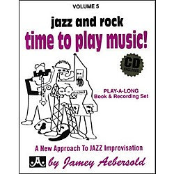 Jamey Aebersold (Vol. 5) Time To Play Music (V05DS)
