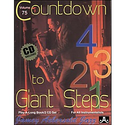 Jamey Aebersold (Vol. 75) Countdown to Giant Steps (V75DS)