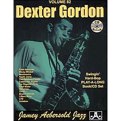 Jamey Aebersold (Vol. 82) Dexter Gordon (V82DS)