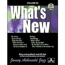 Jamey Aebersold (Vol. 93) What's New (V93DS)
