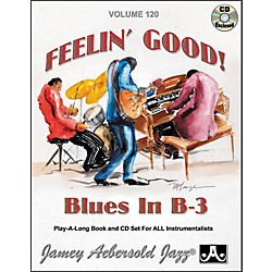 Jamey Aebersold Blues in B-3 (V120DS)