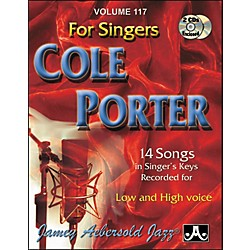 Jamey Aebersold Cole Porter for Singers (V117DS)