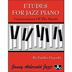 Jamey Aebersold ETUDES FOR JAZZ PIANO - Conversation Of The Hands (EFJP)