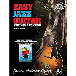 Jamey Aebersold Easy Jazz Guitar (EJG)
