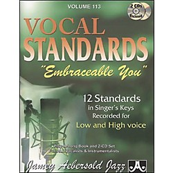 Jamey Aebersold Embraceable You - Ballads For All Singers (V113DS)