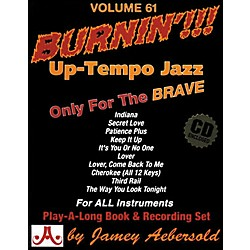 Jamey Aebersold Jamey Aebersold Volume 61 Burnin' (V61DS)