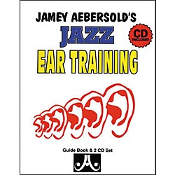 Jamey Aebersold Jazz Ear Training Book and CD (JETCD)
