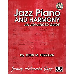 Jamey Aebersold Jazz Piano Harmony - Advanced Edition (JPH-A)