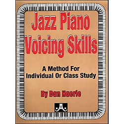 Jamey Aebersold Jazz Piano Voicing Skills Book (DAN)