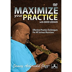 Jamey Aebersold Maximize Your Practice DVD (MYP)