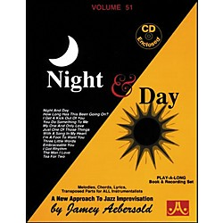 Jamey Aebersold Night & Day (V51DS)