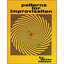 Jamey Aebersold Patterns for Improvisation Book (PI)