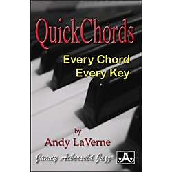 Jamey Aebersold Quick Chords (Book) (QU)