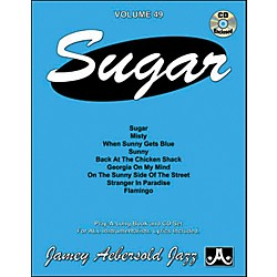 Jamey Aebersold Sugar Play-Along Book and CD (V49DS)