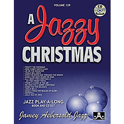 Jamey Aebersold Vol. 129 - A Jazzy Christmas (V129DS)