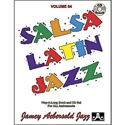 Jamey Aebersold Vol. 64 Salsa Latin Jazz (V64DS)